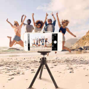 Universal Tripod Stand Selfie Clamp Mounting Tripod For Mobile Phone Smartphone