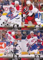 10-11 Upper Deck Andrei Kostitsyn /100 UD Exclusives Canadiens 2010