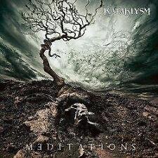Kataklysm - Meditations (CD ALBUM)