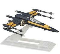 Star Wars The Force Awakens Black Series Titanium Poe Dameron's X-Wing