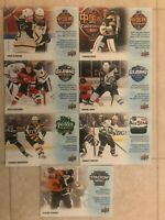 Tim Hortons 2019-20 Upper Deck Key Season Events Hockey Cards