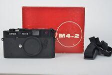 Leica M4-2 Black (Canada)