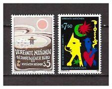 19365) UNITED NATIONS (Vienna) 1989 MNH** 10 years Vienna.