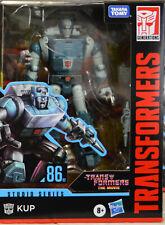 Transformers Studio 86 Deluxe Figure Series Kup 86-02 In Stock