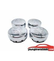 4x Cabochon de roue Amil Peugeot 104  4 et 6 pouces