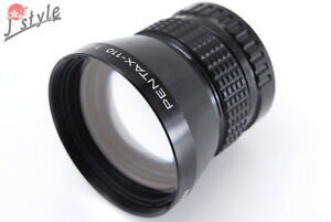 [EXC] Pentax-110 70mm f/2.8 Lens