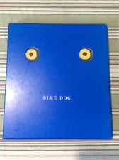 Blue Dog hardcover with slip coverbook by George Rodrigue and Lawrence Freundlic