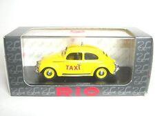Volkswagen Taxi Brasil 1953 Giallo Rio 1 43 Rio4255 Miniature
