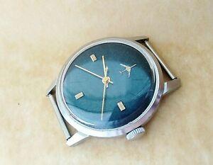 Vintage watch Minimalist Watch Mechanical Raketa cal.2609A Baltica