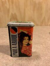 Paula Abdul Rock Extress Bubble Gum Container