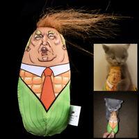 Corn Cat Pet Interactive Teaser Toys Stuffed Squeaky Catnip Plush Kitten Funny