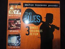 RARE COFFRET 3 CD MARTIN SCORSESE PRESENTS / THE BLUES / 3 BANDES ORIGINALES /