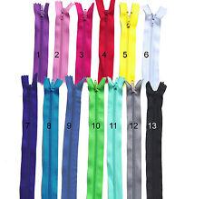20 Reißverschlüsse 25cm -freie Farbwahl