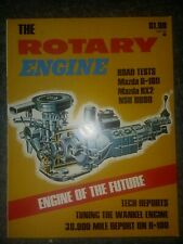 The Rotary Engine - Engine Of The Future Tech Report From Motorsport 48755
