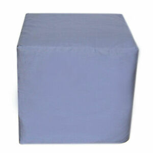"""18X18X18"""" Indian Cotton Square Pouf Cover Pouf Ottoman Foot Stool Covers @"""