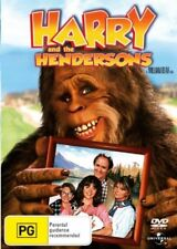 Harry and The Hendersons | DVD | Region 4 | Bigfoot Big Foot | New & sealed