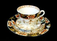 Beautiful Royal Stafford Imari Trio