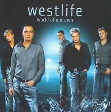 World of Our Own [Bonus Tracks] by Westlife (CD, Nov-2001, Sony Music)