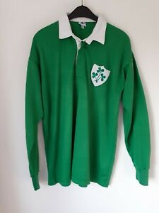 Ireland O'Neill Rugby Jersey from 80s Size L