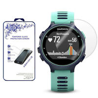 For Garmin Forerunner 735XT HD [Tempered Glass] Screen Protector