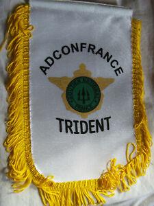 FAN178 - FANION ADCONFRANCE SOUTIEN NATIONAL OPERATION TRIDENT