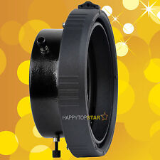 Universal Mount To Elinchrom Mount Ring Adapter Strobe Godox 120W 160W 250W 300W