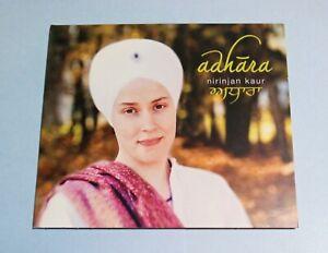 Nirinjan Kaur - Adhara. CD (2009). Very Good condition.