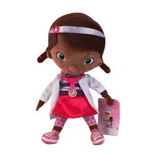 Disney Store Doc McStuffins Doctor McStuffins Plush Doll Stuffed Soft Toy 12inch