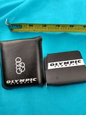 Greece Olympic Airways airlines tape measure miniature small ad logo advertising