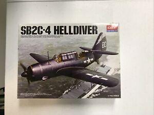 1/72 Academy No. 12406 SB2C-4 Helldiver