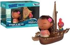 Dorbz Ridez Disney Moana & Hei Hei with Catamaran (#012) Gamestop Exclusive