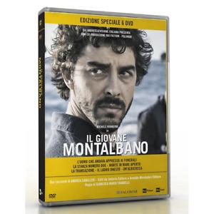 Giovane Montalbano (Il) - Stagione 02 (6 Dvd)  [Dvd Nuovo]