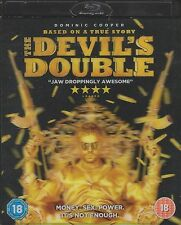 THE DEVIL'S DOUBLE - Based on a True Story. Dominic Cooper (BLU-RAY 2011)