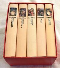 E.T.A. Hoffmann - Gesammelte Werke - 5 Bände in Schuber - 1982 - Lizenzausgabe