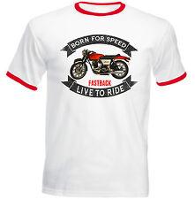 Norton Commando vintage-neuf coton T-Shirt-Toutes les tailles en stock