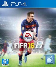 FIFA 16 (PS4) Playstation 4 (CUSA-02126) NEW