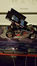 2003 sammy swindell # 1 beefpackers sprint car