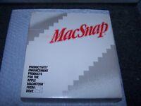 Dove Computer MacSnap 524E Expands Mac 512KE to 1MB