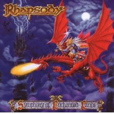"RHAPSODY ""SYMPHONY OF THE ENCHANTED LANDS"" CD NEUWARE!!"