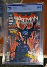 Batman #90 CBCS CGC 9.8 Jimenez TRADE Cover 1st Appearance of Designer 1st PRINT