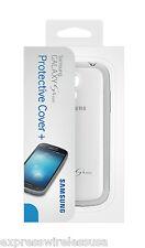 Samsung Galaxy S4 MINI Case Cover 100% Original Authentic OEM - White