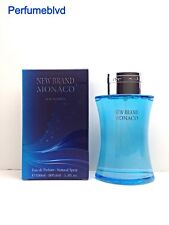 MONACO  BY NEW BRAND 3.3 FL.OZ EAU DE PARFUM SPRAY FOR WOMEN NEW IN SEALED BOX