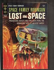 Space Family Robinson #24 ~ Fire Gods ~ 1967 (6.5) WH