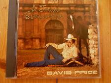 David Price - A Texas Songwriter  / CD 1992