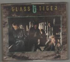 glass tiger -diamond sun  cd single alan frew