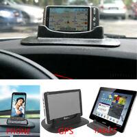 Universal Car Dashboard Anti Slip Pad Desk Holder Mount Mobile Phone GPS