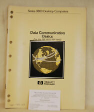 HP9835/9845 Data Communications Basics