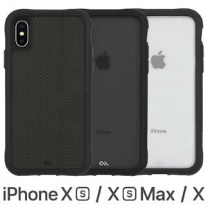 Case-Mate Protection Collection Case Cover for Apple iPhone XS / XS Max / X