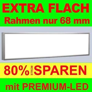 Premium Flat LED Leuchtkasten 2500-1500mm T= 68mm, Leuchtalarn.de Leuchtwerbung