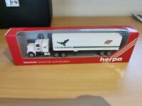 (X) Herpa 851100 LKW H0 1:87 US Truck Falcon Service OVP